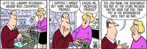Strip dustin Comic